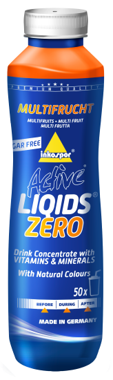 LIQIDS® ZERO 1:30 - Multifruits 10436