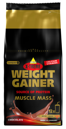 WEIGHT GAINER - Schoko 10646