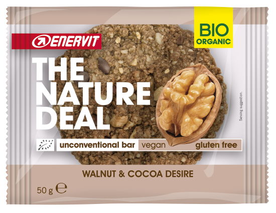 THE NATURE DEAL Walnut & Cocoa Desire - Kakao und Walnüsse 10840